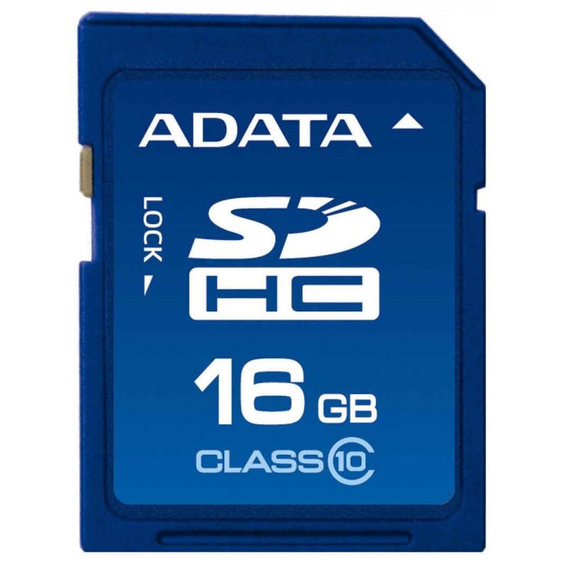 16Gb SDHC ADATA UHS-I Class10