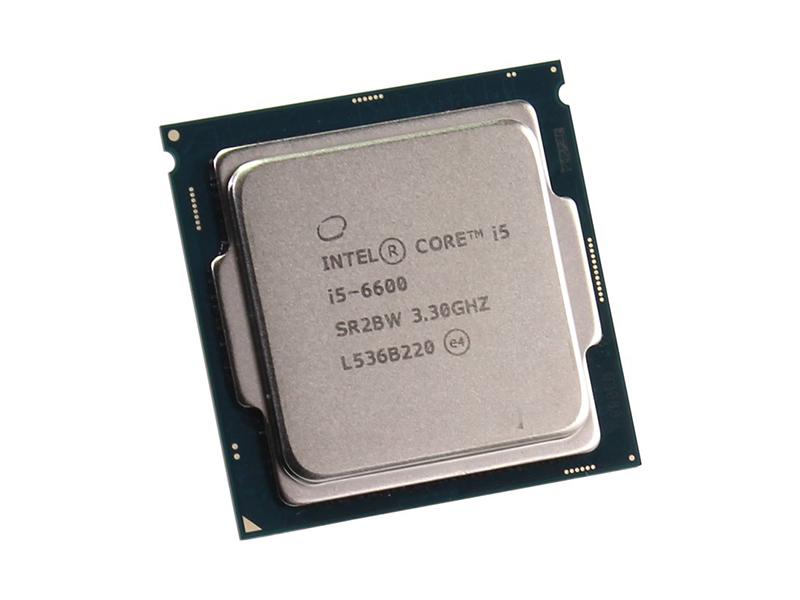Processor Intel Core i5 6600, 3.3-3.9GHz, Socket 1151