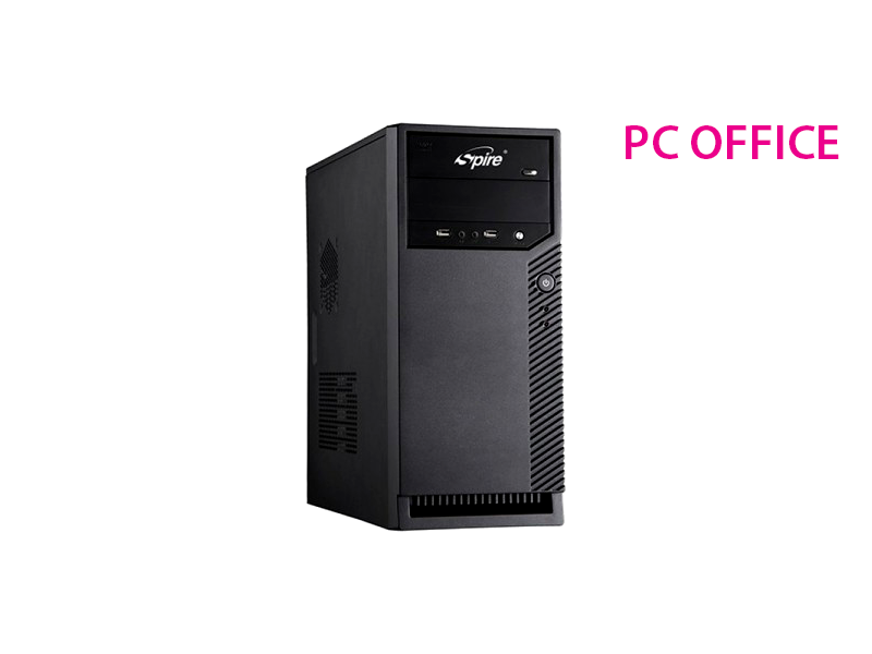 PC OFFICE AMD A4-6300, 3.9GHZ, 4GB, HDD 320GB