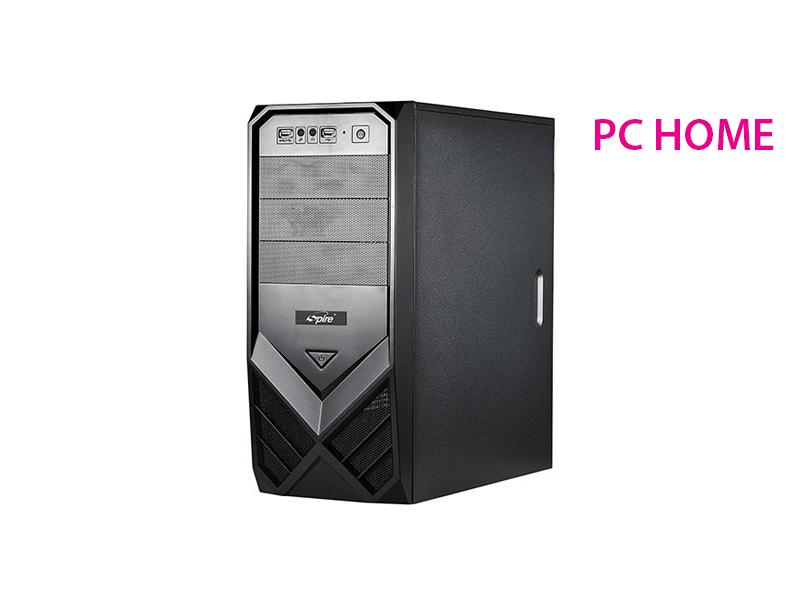 PC HOME INTEL i3-4160, 3.6GHZ, 4GB, SSD 64GB+HDD 500GB