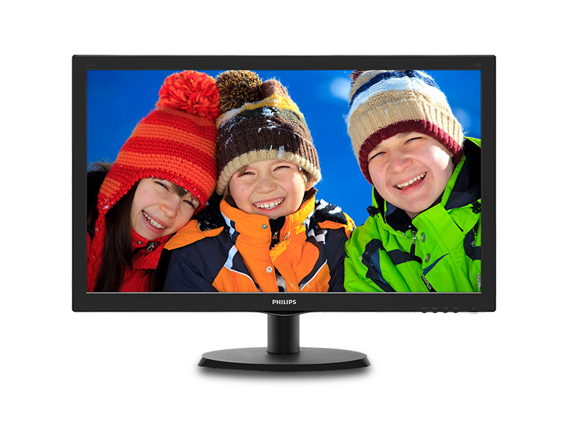 "Monitor 21.5"" Philips 223V5LHSB"