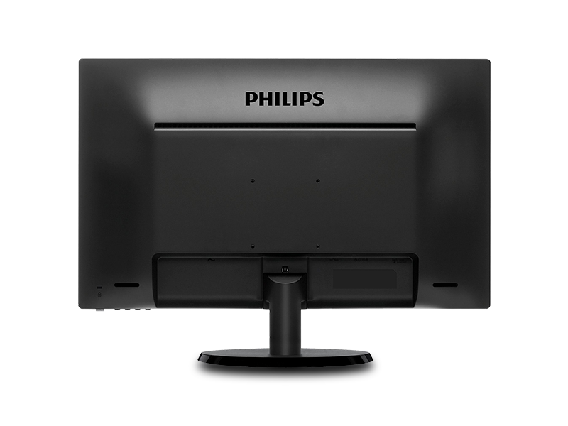 "Monitor 21.5"" WideScreen 0.248 Philips 223V5LHSB, W-LED, 1920*1080@60, 1000:1(10.000000:1), 5ms, TCO05, D-Sub, HDMI, Black 1"