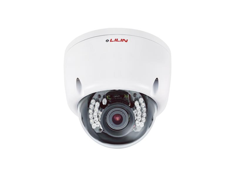 "LILIN LR6122EX3.6 2.0Mpixel, Day/Night PoE Dome VandalResistant Surveillance Camera, 1/2.5"" CMOS, 1920x1080, MicroSD/SDHC, H.264/MJPEG video compressi"
