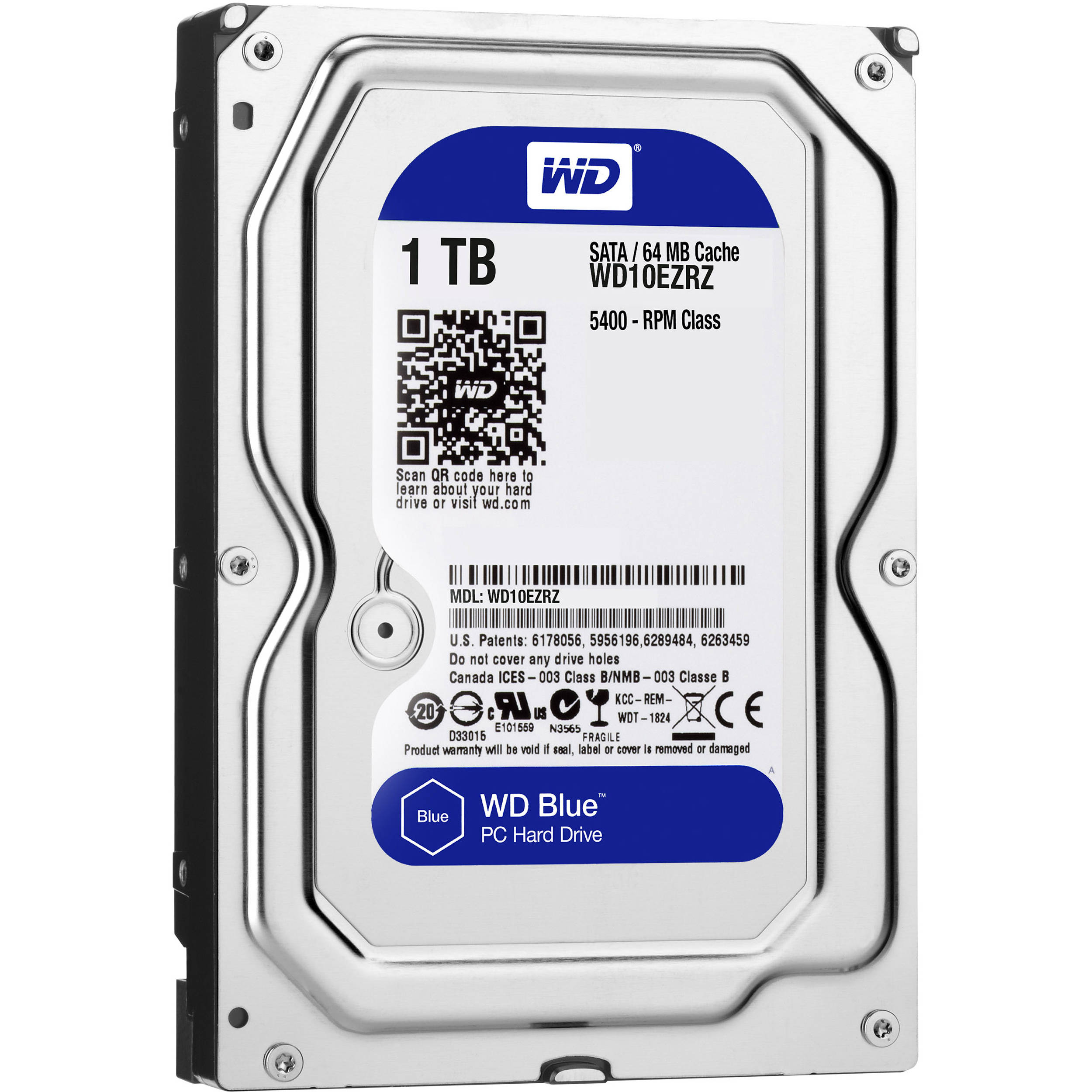 1000Gb WesternDigital WD10EZRZ CaviarBlue