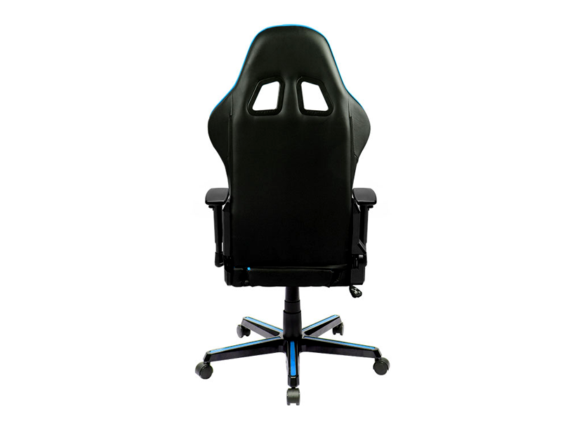 DXRacer  Formula OH/FH08/NB, Gamer weight 91kg / height 175cm,PU Cover-Black/Black/Blue, Gas Lift 4 Class, Tilt Mech-Angle 135* 1