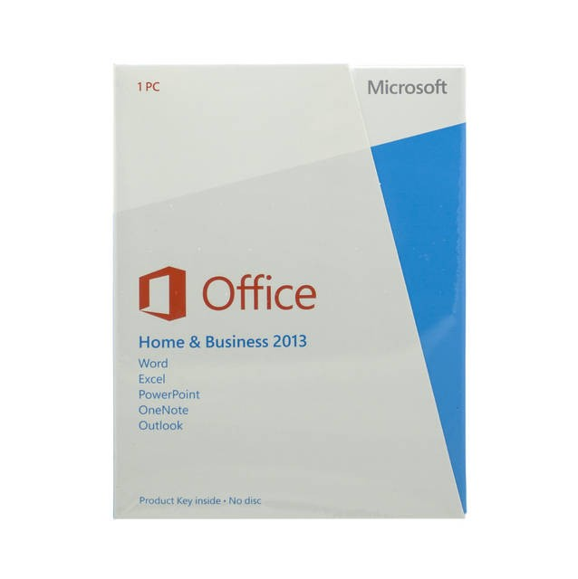 Office Home and Business 2013 32/64 English CEE Only EM DVD