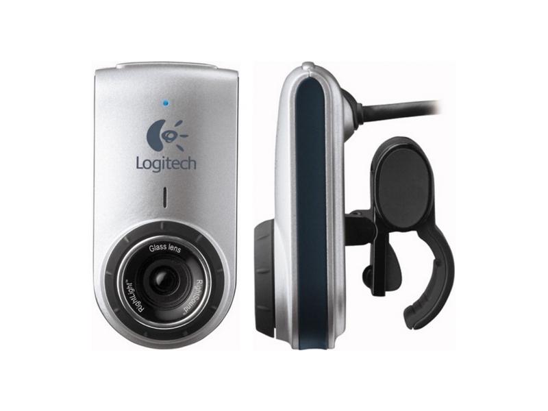 Веб камера Logitech Delux