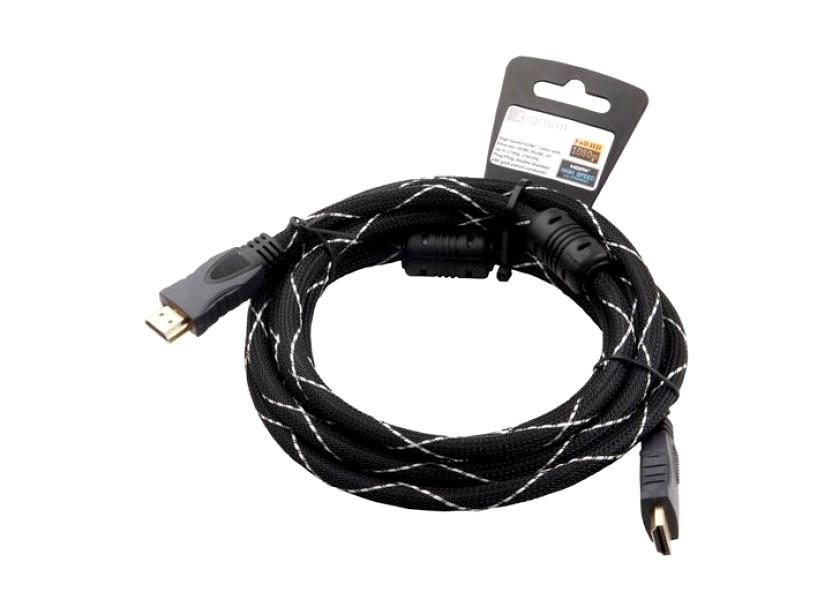"Cable HDMI  Zignum ""Professional"" K-HDE-BKR-0300.BS"