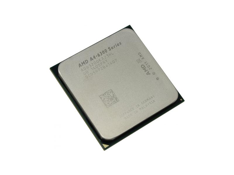 Processor AMD Richland A4-6300, 3.7-3.9GHz, SocketFM2