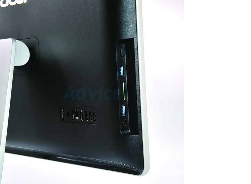 ACER Aspire ZC-700 Black iPentium J3710