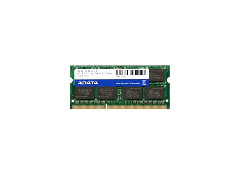 Kingston 4Gb DDR3-1333 PC10600, CL9