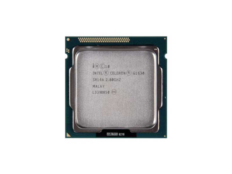 Processor Intel Celeron G1630, 2.8GHz, Socket1155