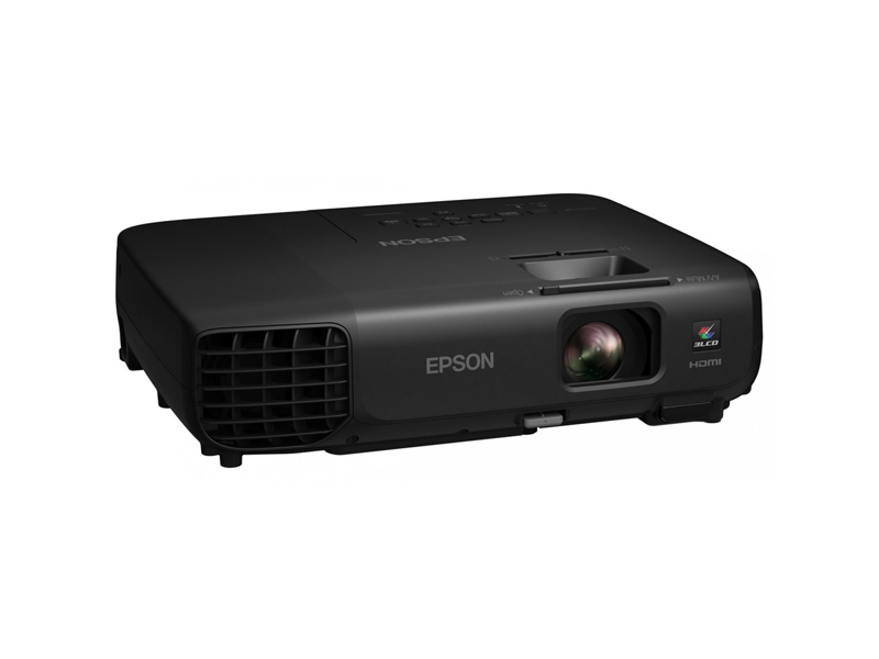 SVGA LCD Projector Epson EB-S03, 2700Lum, 10000:1, SVGA(800x600), 3LCD, 2.4kg