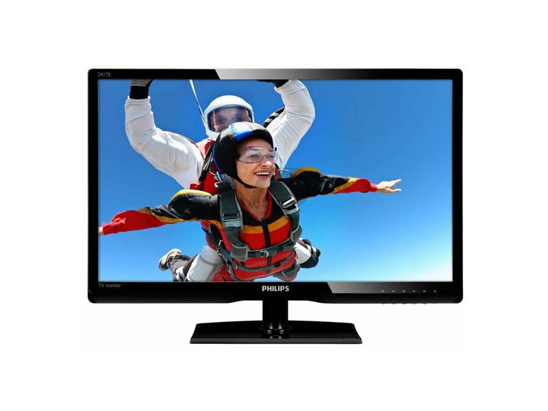 "Monitor 23.6"" Philips 241TE5LB"