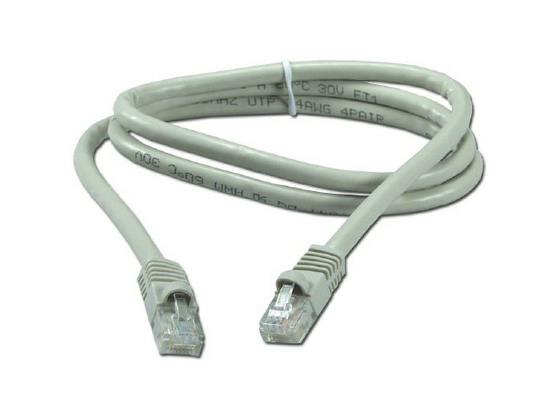 Patch Cord Cat.6,  1 m,  PP6-1M, Gembird