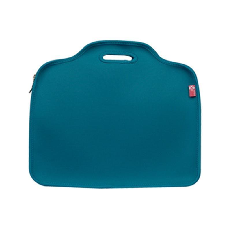 Geanta laptop G-Cube GNL-510T Neoprene Teal