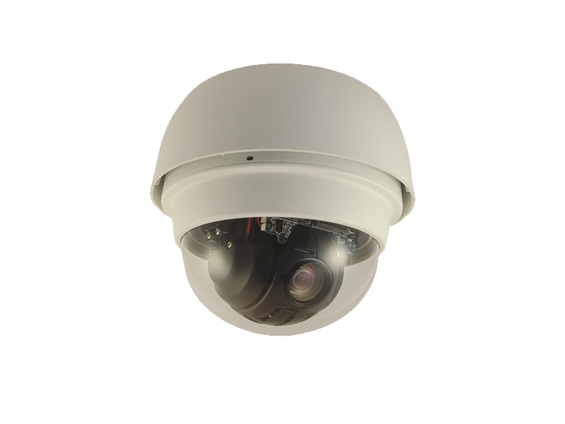 "DYNACOLOR DH610e, Mini-Speed-Dome Indoor/Outdoor Surveillance Camera, 1/4"" Sony CCD, 650TVL HorizontalResolution, 12xOpticalZomm, MicroSD/SDHC, H.264+"