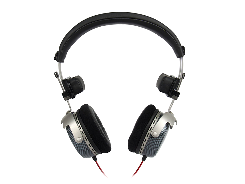 F&D H50 (20Hz-20kHz, 98dB, 50mW, 32ohm, 40mm drivers), Black&Carbon