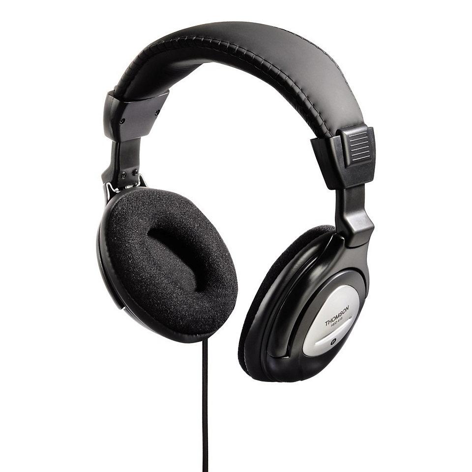 Thomson HED415N (20-20kHz, 102dB, 500mW, 2.0m) Black (131851)
