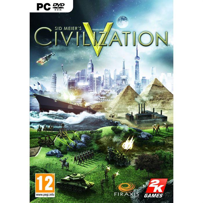 Civitization V (DVD-box)