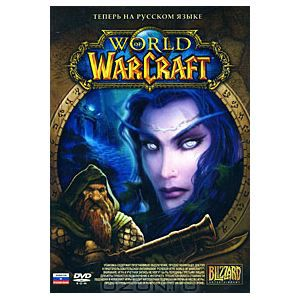 World of Warcraft (рус.в.) (30 дней) (DVD-box)