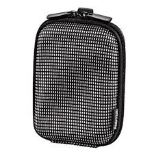 HAMA Hardcase Two Tone 60L Camera Bag , 11x4x7cm, black/white   (103753)