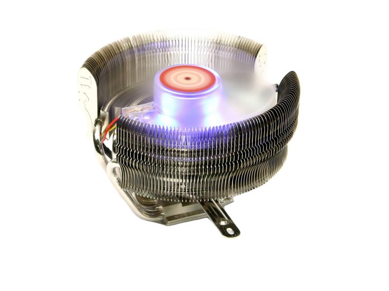 Кулер Thermaltake CL-P0369 Max Orb, 6Heatpipe/AluminumFin(140Fin)/AirFlow:86,5cfm