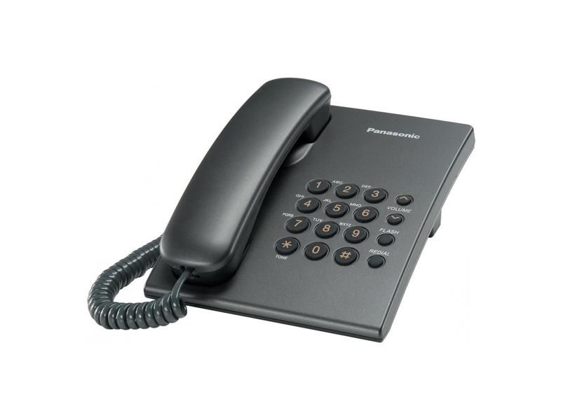 Panasonic KX-TS2350UAB, Black