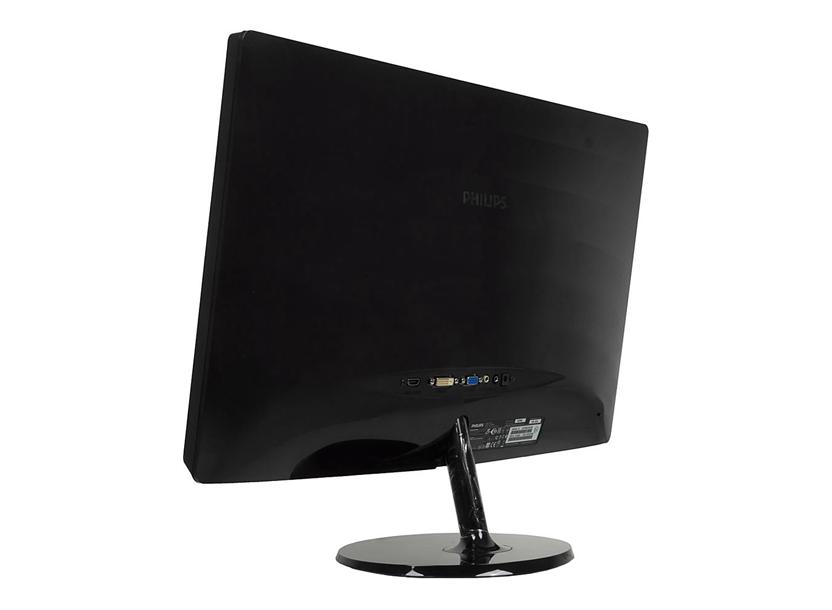 """Монитор 23.6"""" WideScreen Philips 247E6QDAD GlossyBlack"""