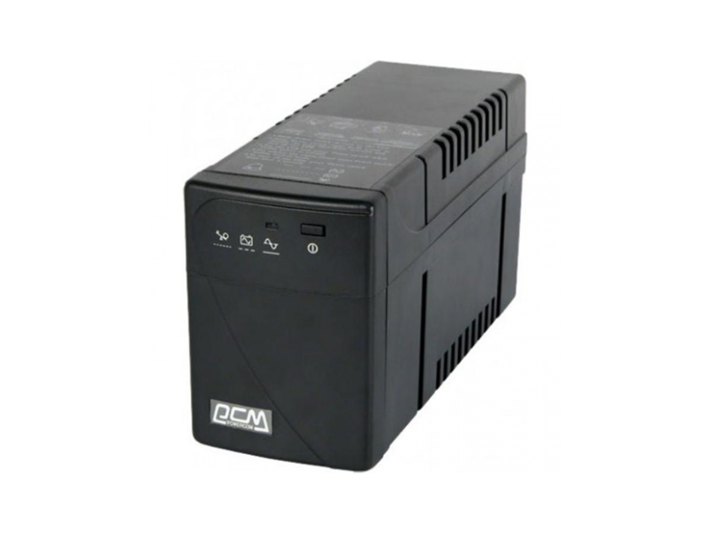 PowerCom BNT-600A, Line Interactive, AVR, CPU