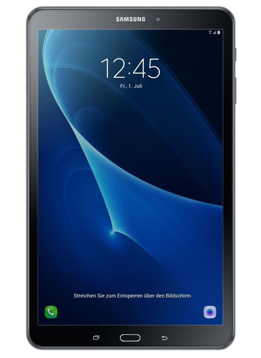 Samsung Galaxy Tab A T580 Black