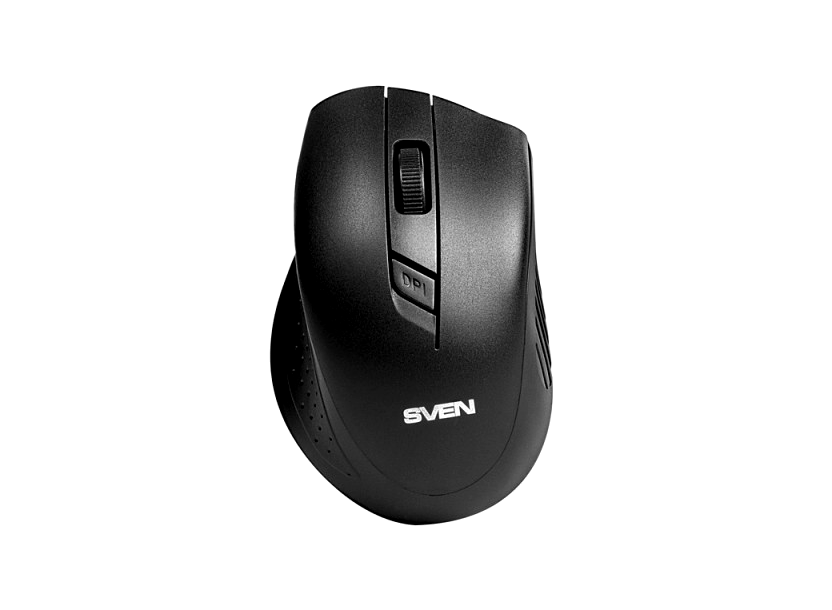Компьютерная мышь  SVEN RX-325 Black