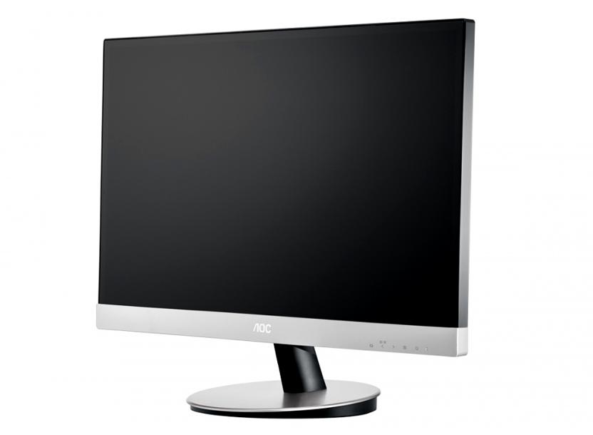 Monitor 27.0'' Widescreen 0.311 AOC I2769VM, IPS W-LED, 1920*1080@60, 1000:1(50000000:1), 5ms, 250cd, D-sub, DP, 2*HDMI, Black-Silver 3