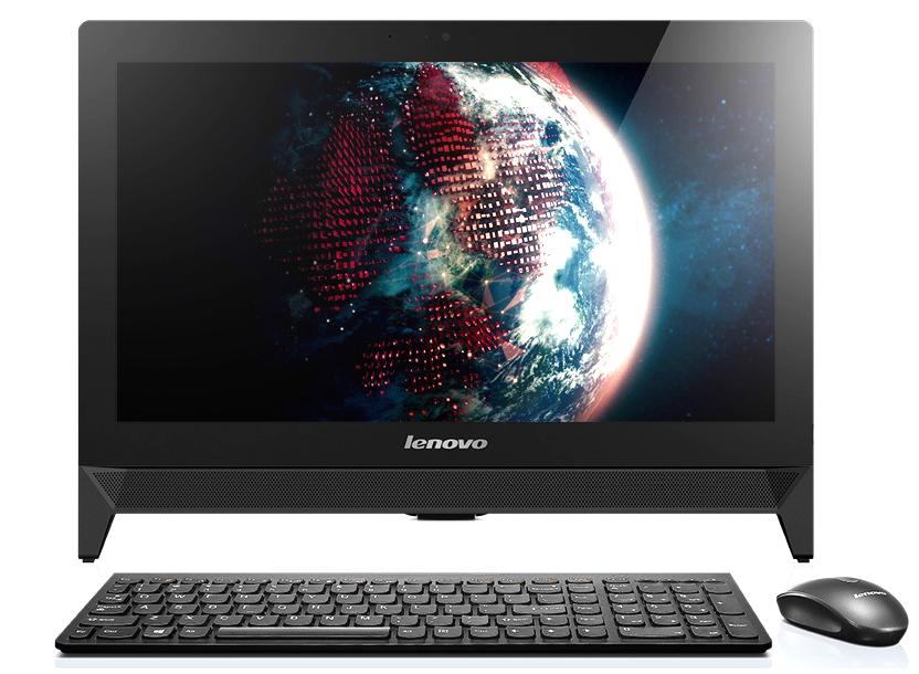 "AiO Lenovo C20-00 Black HD 19.5"" iCeleron J3160"
