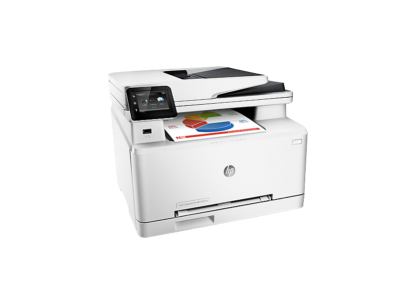HP Color LaserJet Pro M277n White