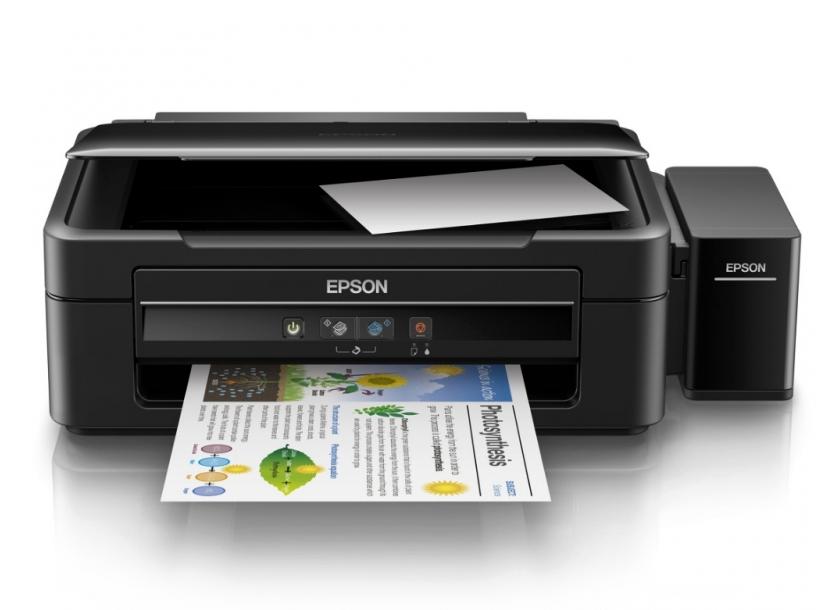 MFD Epson L382 Copier/Printer/Scanner, A4, 5760x1440dpi, 33ppm, 4tank, USB