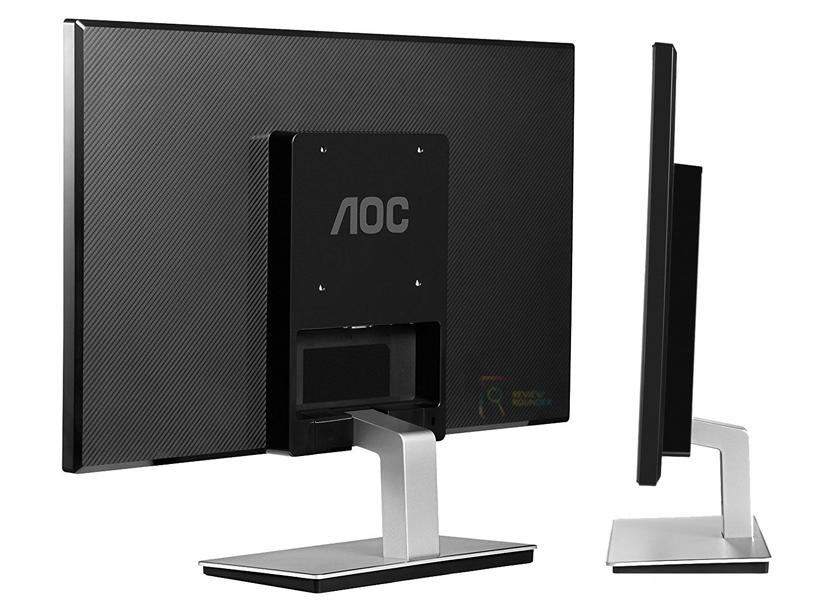 "Monitor 21.5"" WideScreen 0.248 AOC i2276vwm, W-LED, IPS,  1920*1080@60, 1000:1(100000000:1) 5ms, 200cd, D-Sub, HDMI, Black 2"