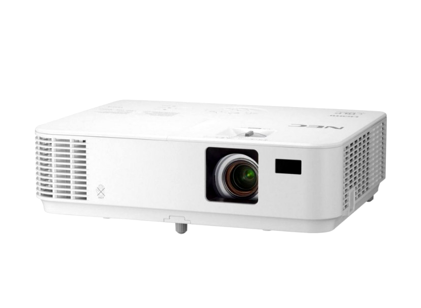 NEC VE303G DLP 3D, SVGA, 800x600, 10000:1, 3000Lm, 6000hrs (Eco), HDMI, White, 2.6kg
