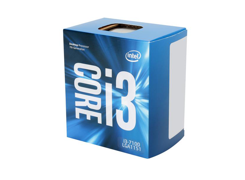 Процессор Intel® Core™ i3 7100 3.9GHz 3MB, S1151