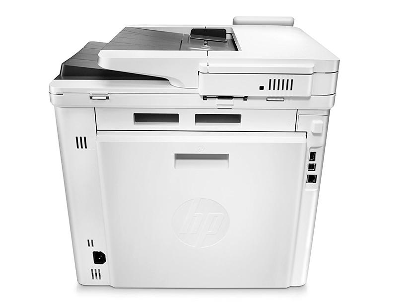MFD HP ColorLaserJet Pro 400 M477fdw Copier/Printer/Scanner/Fax, A4, 38400x600dpi, 28ppm, 256Mb, WiFi, LCD, USB 1