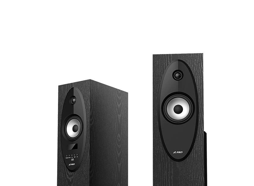 "F&D T-30X (Black, 2x28W RMS (4""+1""), subwoofer 6.5"", 20Hz-20kHz, 60dB, USB, FM, Karaoke, LCD, Bluetooth 4.0, Remote Control) 1"