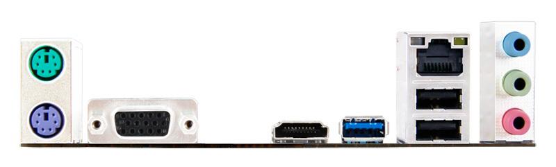 Материнская плата Biostar J1800MH2+CPU Celeron J1800 (2.41-2.58GHz), SATA-II, USB3.0, iHD+HDMI, GLAN, 2DDRIII-10600, ALC662-6.1ch, PCI-Ex1, PCI-Ex16 V 3