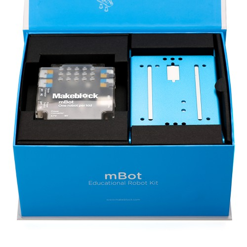 mBot v 1.1 - Blue (Bluetooth Version) 5