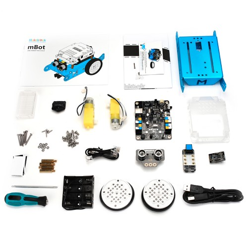 mBot v 1.1 - Blue (Bluetooth Version) 8