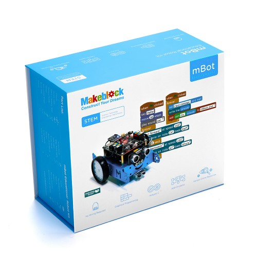 mBot v 1.1 - Blue (Bluetooth Version) 7