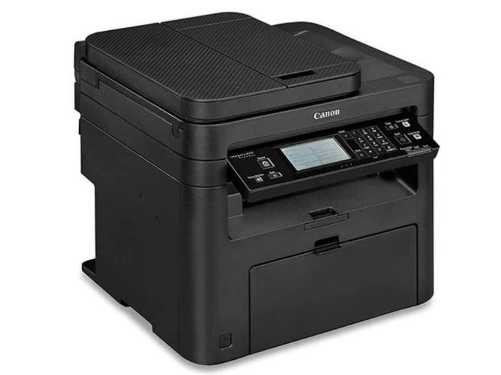 Canon i-Sensys MFD MF249DW Print/Copy/Scan/Fax, Duplex, A4, 512Mb, 27/27ppm, 600 dpi, DADF, LCD, LAN, WiFi, USB 2.0, Black 3
