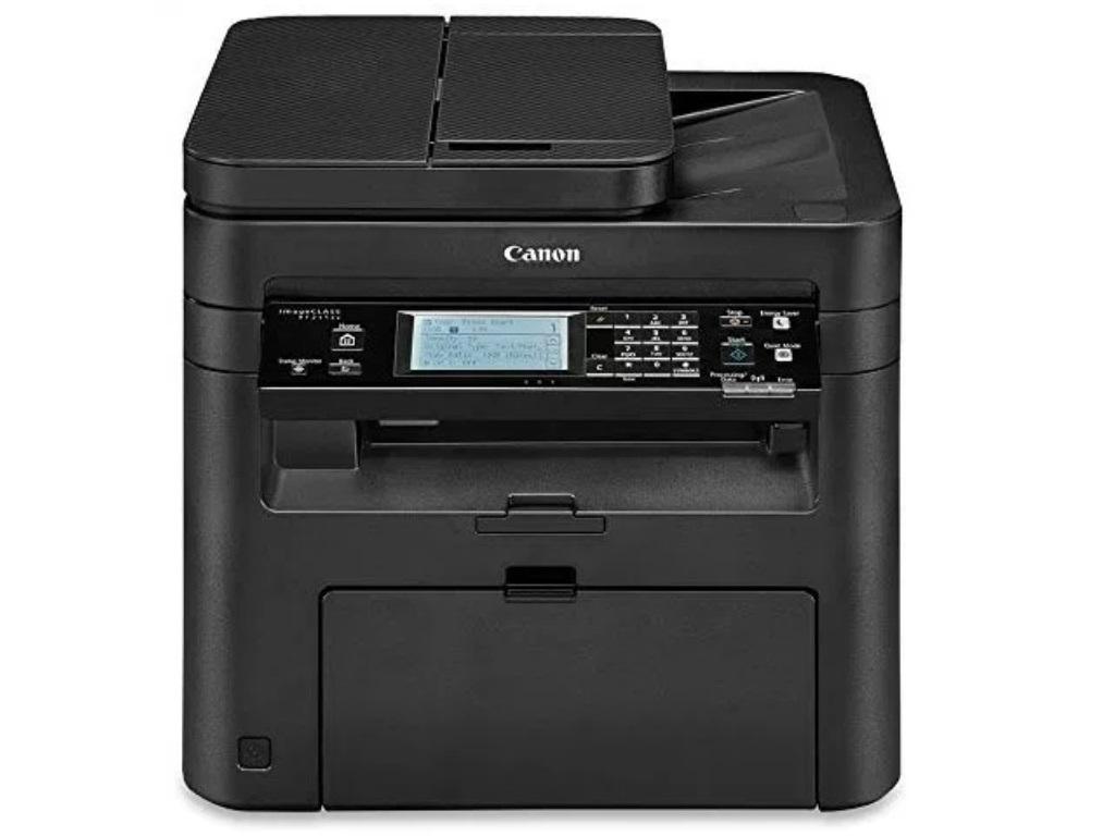 Canon i-Sensys MFD MF249DW Print/Copy/Scan/Fax, Duplex, A4, 512Mb, 27/27ppm, 600 dpi, DADF, LCD, LAN, WiFi, USB 2.0, Black