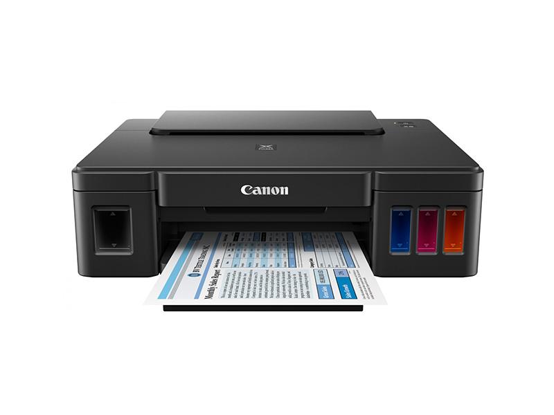 Canon Pixma G1400 A4, CISS, 4800x12000dpi, 8.8/5 ipm, 4tank, 2pl, USB