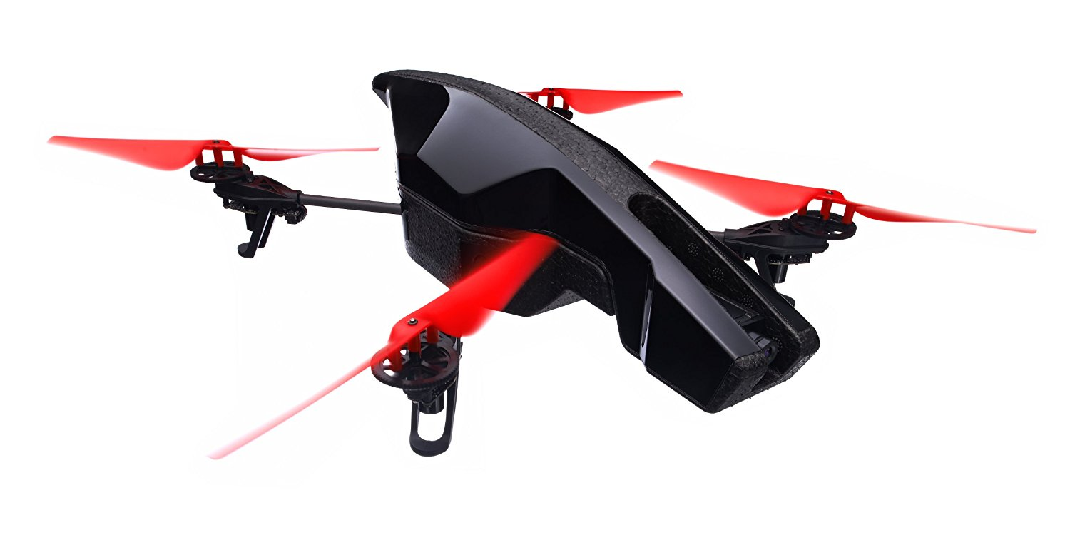 Drone Parrot AR.DRONE 2.0 Power Edition Black 1