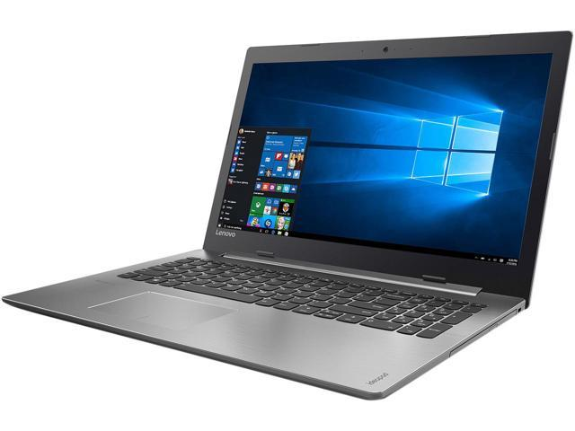 "Laptop Lenovo IdeaPad 320-15IAP, iDualCore N3350, 4Gb, 500Gb, iHD620+HDMI, 15.6"" HD, CR, Platinum Gray"
